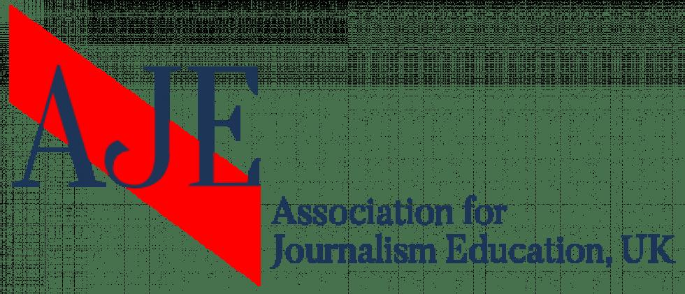 Association of Journalism Education Logo