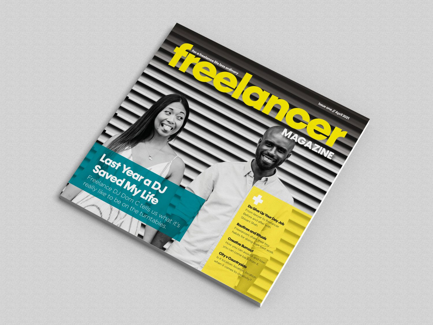 Freelancer magazine
