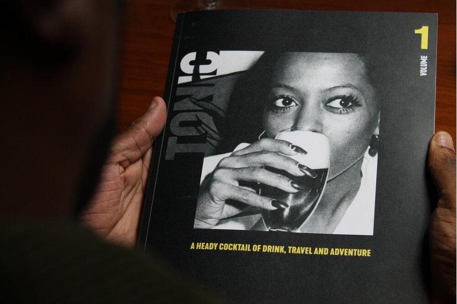 Tonic Magazine Cover